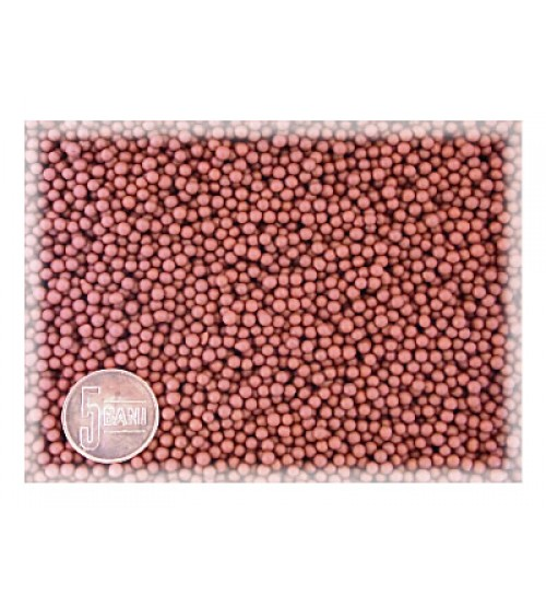 Granule ceramice cu nanominerale si ioni de argint
